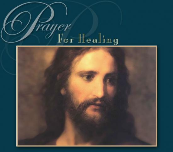 E-card for Healing