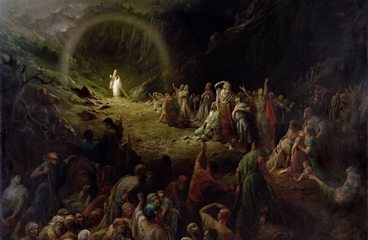 Chemin de Croix lumineux