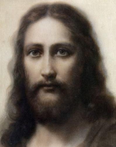 Dessin miraculeux de Jésus-Christ