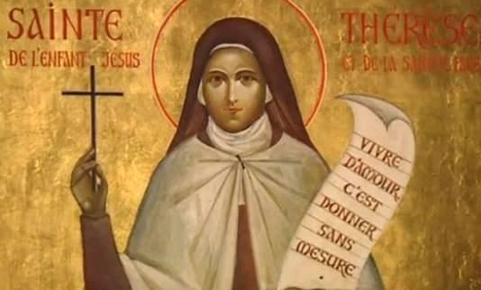 Icône de Sainte Thérèse de Lisieux