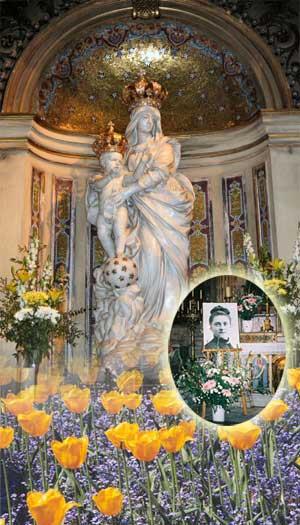 Notre-Dame des Victoires et Thérèse de Lisieux