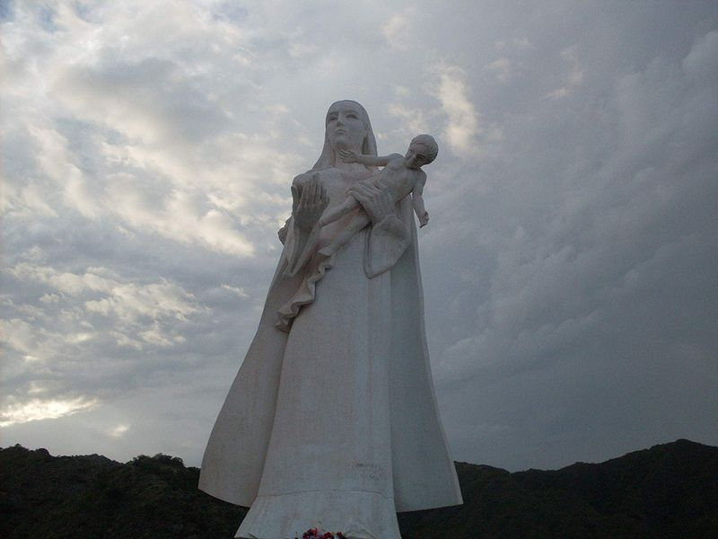 Nuestra Señora de Belén, Argentina, 20 m (1982)