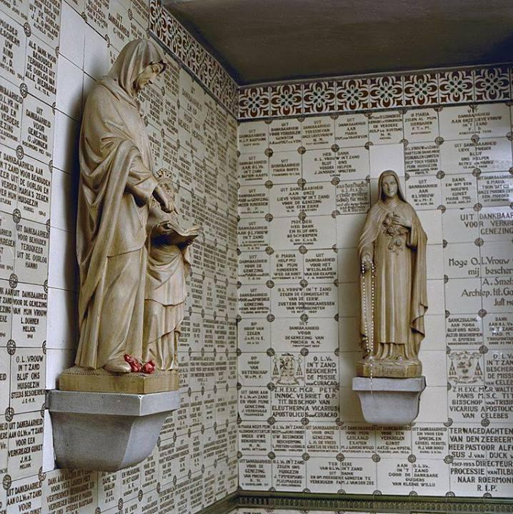 Sanctuaire Onze Lieve Vrouwe in 't Zand, Roermond (NL)