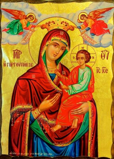 Our lady who is quick to hear mont athos parousie over blog fr