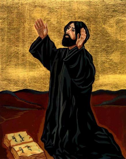 Saint nimatullah hardini icon parousie over blog fr