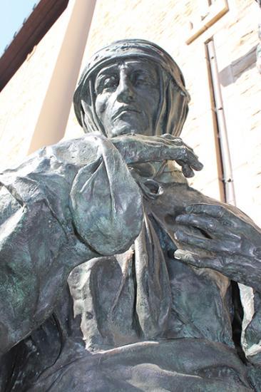 Statue ac emmerick kreuzigungsgruppe parousie overblog fr